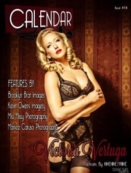 Calendar Magazine Cover